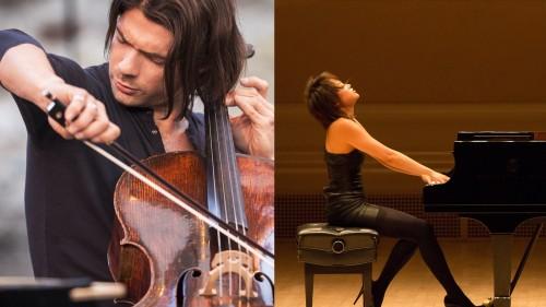Gautier Capuçon, cello, and Yuja Wang, piano   Celebrity Series of