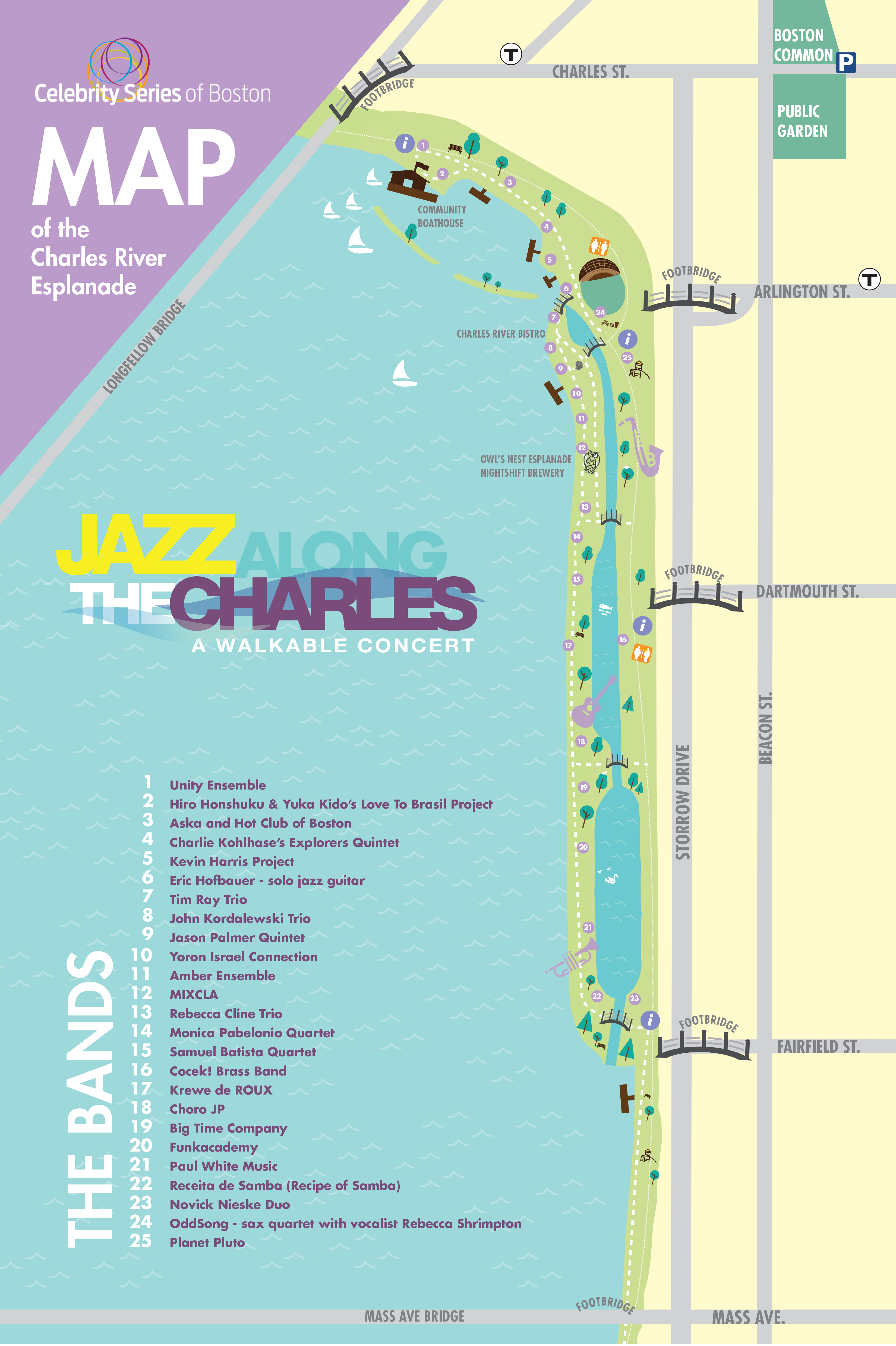 Jazz Along the Charles | Celebrity Series of Boston on